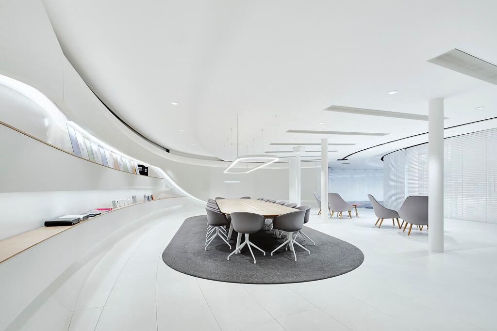 Telekom Design Gallery Architekturfotograf Köln Düsseldorf