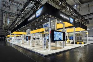 Messefotograf Köln Messefotografie Hannovermesse SAP