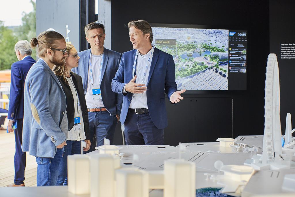 Messefotograf Architekturfotograf Köln Düsseldorf Cebit SAP