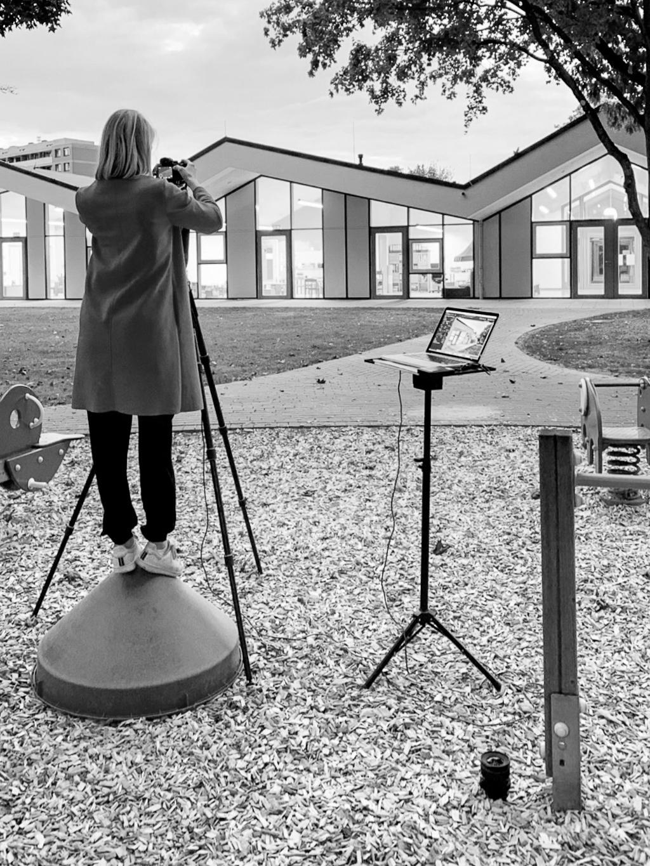 Making Of Bilder von Architekturfotograf Annika Feuss